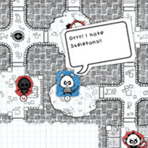 Guild of Dungeoneering Personnage