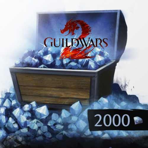 Acheter Guild Wars 2 Gems clé CD Comparateur Prix