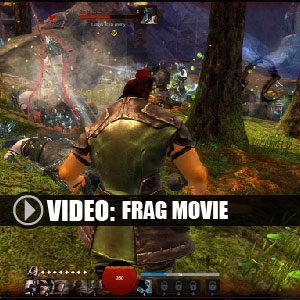 Guild Wars 2 Heart of Thorns Frag Movie