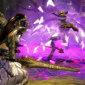 Guild Wars 2 Heart of Thorns Gameplay