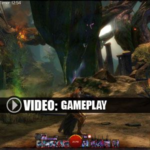 Guild Wars 2 Heart of Thorns Gameplay Video