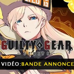 Guilty Gear Strive Vidéo de la bande annonce