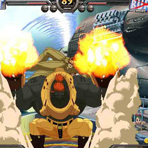 Guilty Gear X2 Reload Combat
