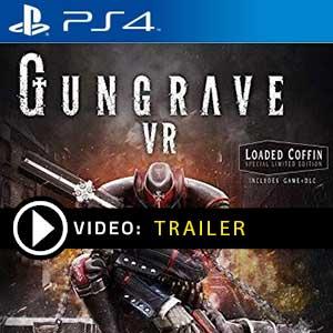 Acheter Gungrave VR loaded Coffin Edition PS4 Comparateur Prix