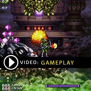 Gunlord X Nintendo Switch Gameplay Video