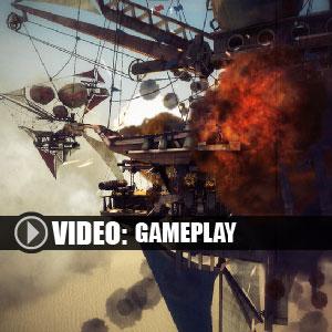 Guns of Icarus Online Gameplay Video