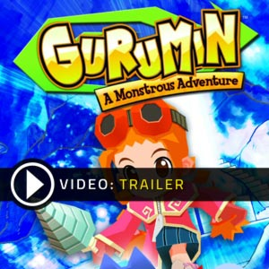Gurumin A Monstrous Adventure