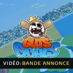 Guts 'N Goals Bande-annonce Vidéo