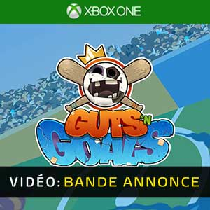 Guts 'N Goals Xbox One Bande-annonce Vidéo