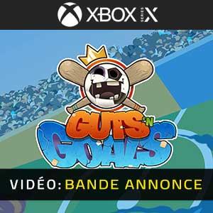 Guts 'N Goals Xbox Series X Bande-annonce Vidéo