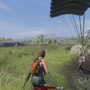H1Z1 King of the Kill Battle Royale