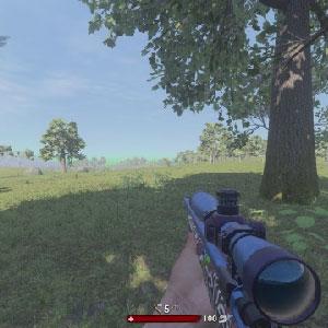 H1Z1 King of the Kill - Screenshot
