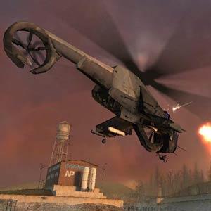 Half Life 2 Combat