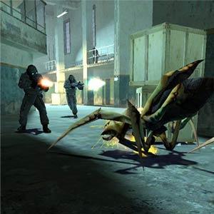 Half Life 2 Scénario