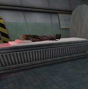 Half-Life Opposing Force Combat clé à molette