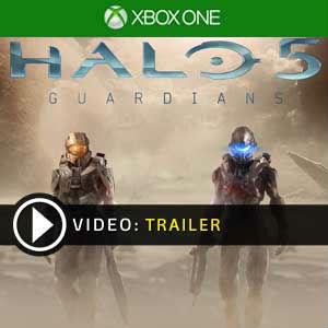 Halo 5 Guardians Xbox One en boîte ou à télécharger