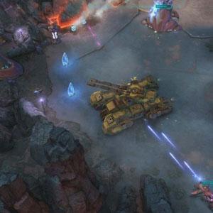 Halo Spartan Assault Gameplay