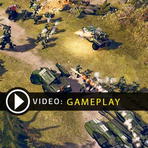 Halo Wars 2 Gameplay Video