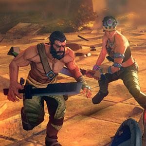 Hand of Faith Xbox One Combat