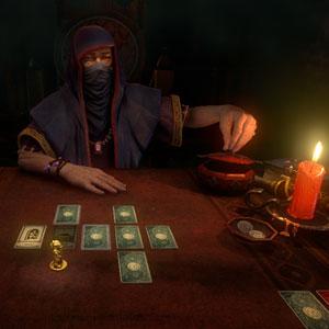 Hand of Faith Xbox One Cartes
