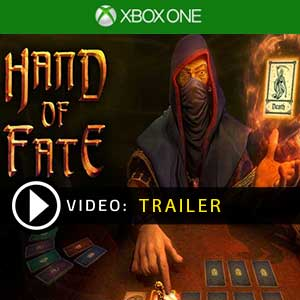 Hand of Fate Xbox One en boîte ou à télécharger