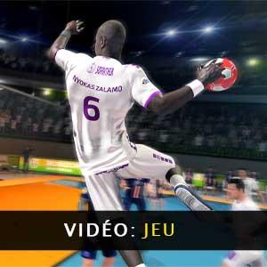 Handball 21 Vidéo de gameplay