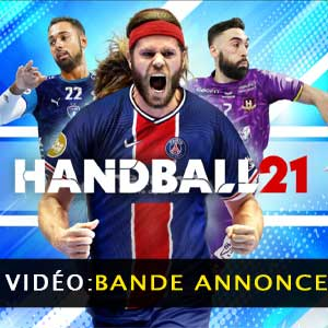 Handball 21 Bande-annonce vidéo