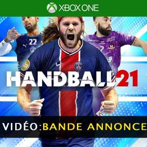 Handball 21 XBox One Bande-annonce vidéo