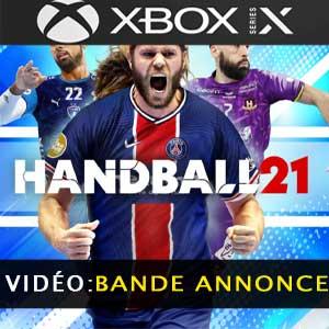Handball 21 XBox Series Bande-annonce vidéo