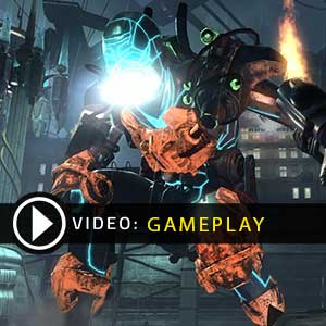 Hard Reset Redux Gameplay Video