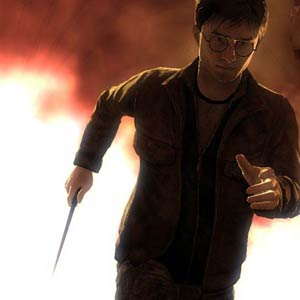 Harry Potter Deathly Hallows 2 Gameplay