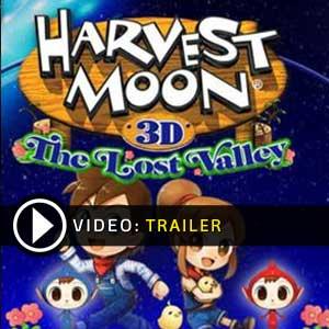 Harvest Moon The Lost Valley Nintendo 3DS en boîte ou à télécharger