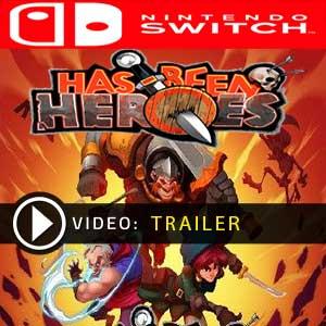 Acheter Has Been Heroes Nintendo Switch Comparateur Prix