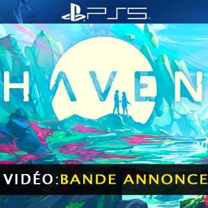 Bande-annonce vidéo de Haven