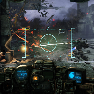 HAWKEN Interface
