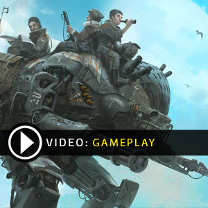 HAWKEN Gameplay Video