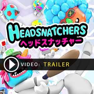 Acheter Headsnatchers Clé CD Comparateur Prix