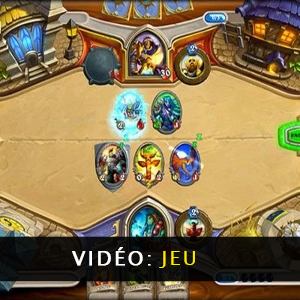 Hearthstone Heroes of Warcraft Deck of Cards Vidéo de jeu