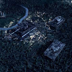 Heart of iron 4 Armor Tank