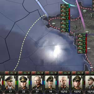 Hearts of Iron 4 Diplomatie