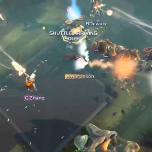 Helldivers Combat