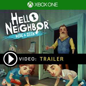 Hello Neighbor Hide and Seek Xbox One en boîte ou à télécharger
