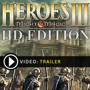 Acheter Heroes of Might Magic 3 HD Edition Clé Cd Comparateur Prix