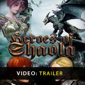 Buy Heroes of Shaola CD Key Compare Prices