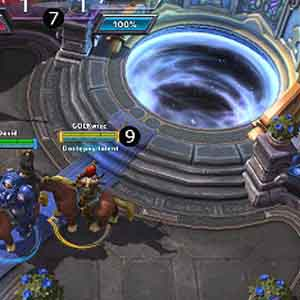Heroes of the Storm MOBA
