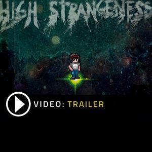 Acheter High Strangeness Clé Cd Comparateur Prix