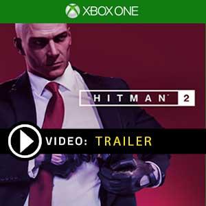 Acheter Hitman 2 Xbox One Comparateur Prix