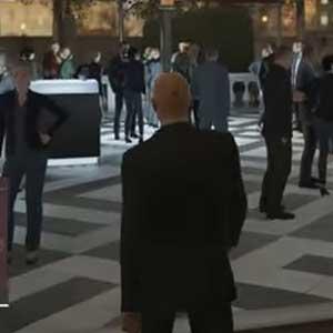 Hitman PS4 Infiltration