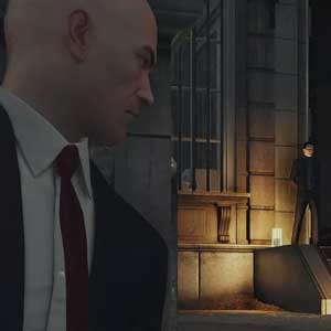 Hitman PS4 Espionnage