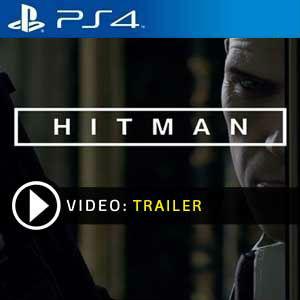 Hitman PS4 en boîte ou à télécharger